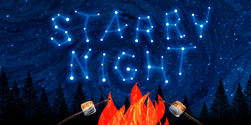 Adult Night: Starry Night