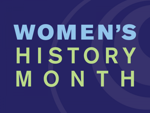 My Museum Mission: A Celebration of Women's History Month