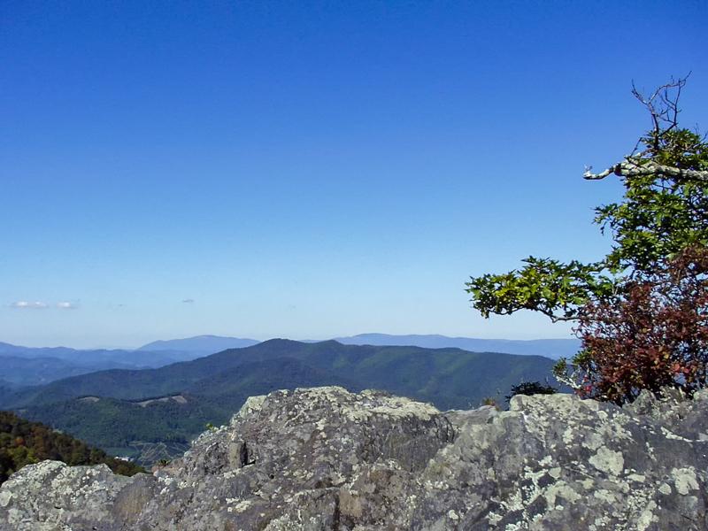 Mt. Jefferson - overlook