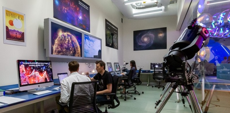 astronomy lab