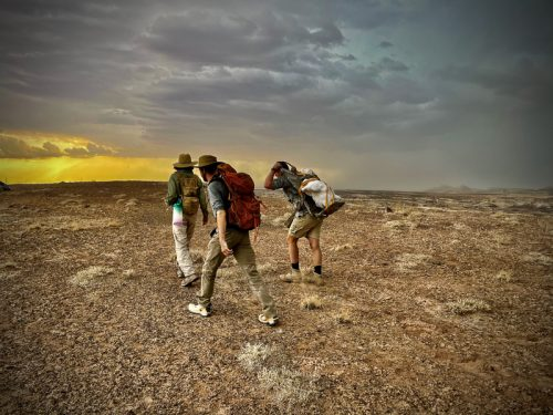 Expedition Extreme: Museum Paleontology Staff, Students Dig In