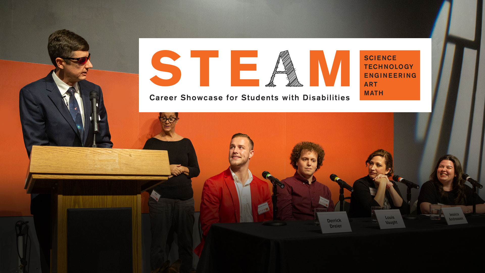 STEAM Career Showcase for Students with Disabilities