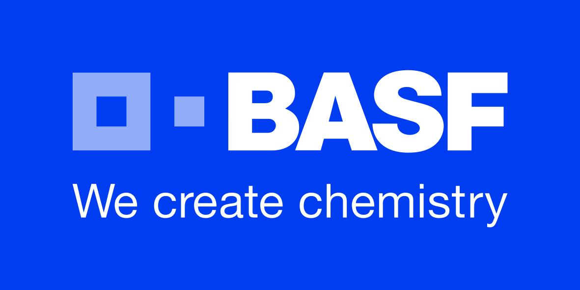 BASF: We create chemistry (logo)