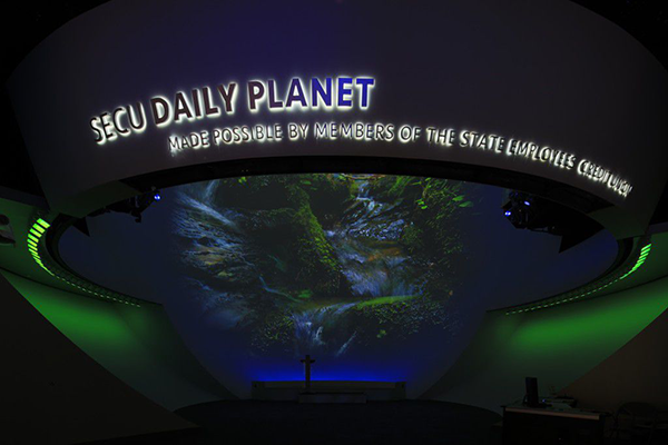 SECU Daily Planet Theater