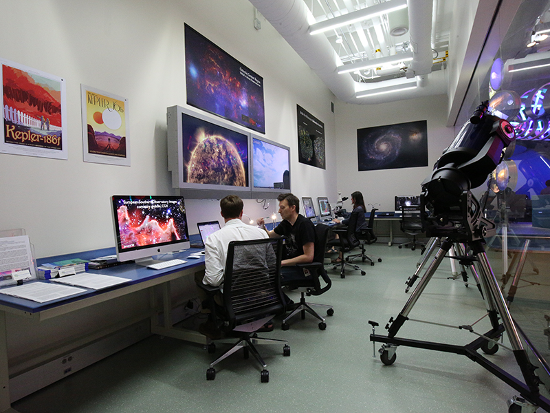 Astronomy and Astrophysics Research Lab 1 of 2