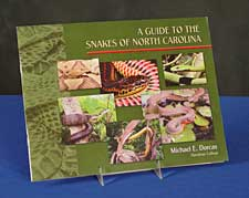 Guide to the Snakes of N.C.
